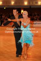 Joshua Keefe & Sara Magnanelli at WDC World Championships