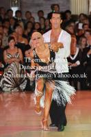 Joshua Keefe & Sara Magnanelli at Blackpool Dance Festival