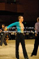Stefano Moriondo & Malene Ostergaard at UK Open 2009