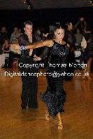 Stefano Moriondo & Malene Ostergaard at WDC Disney Resort 2009