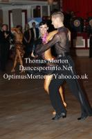 Jonas Kazlauskas & Jasmine Chan at The Spectacular Dance - Amateur Ballroom and Latin Challenger Cup