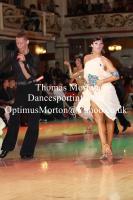 Jonas Kazlauskas & Jasmine Chan at Blackpool Dance Festival