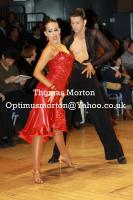 Danny Stowell &amp; Kate Moore at UK Open 2011