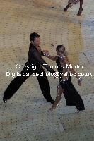 Evgeni Smagin & Polina Kazatchenko at International Championships 2009