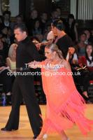 Evgeni Smagin & Polina Kazatchenko at Blackpool Dance Festival 2010
