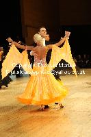 Arunas Bizokas & Katusha Demidova at UK Open 2010