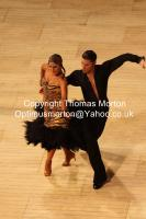 Ben Hardwick & Lucy Jones at The International Championships