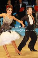 Ben Hardwick & Lucy Jones at UK Open 2011