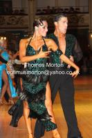 Ben Hardwick & Lucy Jones at Blackpool Dance Festival 2010