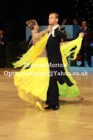Oskar Wojciechowski & Karolina Holody at UK Open 2011