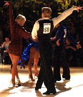 Peter Stokkebroe & Kristina Stokkebroe at Copenhagen Open 2006