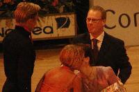 Peter Stokkebroe & Kristina Stokkebroe at Nordea Cup