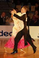 Sergei Konovaltsev & Olga Konovaltseva at Aarhus International Galla 2006
