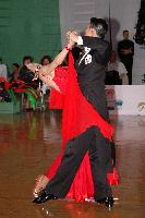 Chao Yang & Yiling Tan at Crystal Palace Cup 2004