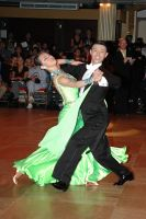 Chao Yang & Yiling Tan at Blackpool Dance Festival 2005