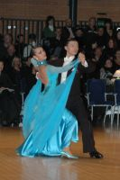 Chao Yang & Yiling Tan at UK Open 2006