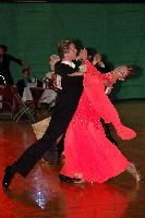 Domen Krapez & Monica Nigro at Crystal Palace Cup 2004