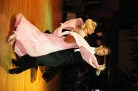 Domen Krapez & Monica Nigro at Dutch Open 2004