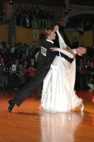 Domen Krapez & Monica Nigro at Dutch Open 2005