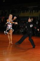 Jurij Batagelj & Jagoda Batagelj at Dutch Open 2005