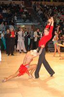 Jurij Batagelj & Jagoda Batagelj at UK Open 2006