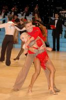 Jurij Batagelj & Jagoda Batagelj at UK Open 2006