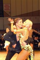 Jurij Batagelj & Jagoda Batagelj at UK Open 2004