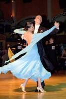 Alex Sindila & Katie Gleeson at Dutch Open 2004