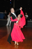 Alex Sindila & Katie Gleeson at English Open Championships