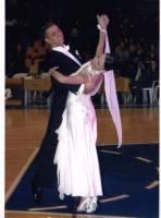 Isaia Berardi & Cinzia Birarelli at Milano Open 2003