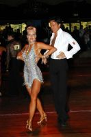 Andrew Cuerden & Hanna Haarala at The Imperial Championships