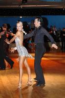 Andrew Cuerden & Hanna Haarala at Imperial 2005