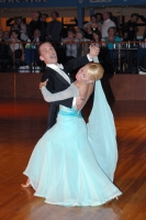 Alessio Potenziani & Veronika Vlasova at English Open Championships