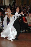 Alessio Potenziani & Veronika Vlasova at Blackpool Dance Festival 2005