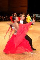 Andrzej Sadecki & Karina Nawrot at UK Open 2006