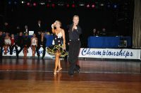 Peter Stokkebroe & Kristina Stokkebroe at The Imperial Championships
