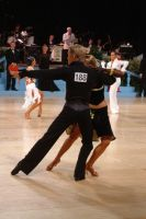 Peter Stokkebroe & Kristina Stokkebroe at UK Open 2004