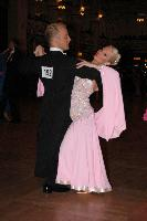 Robert Hoefnagel & Silke Hoefnagel at Blackpool Dance Festival 2004