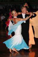 Robert Hoefnagel &amp; Silke Hoefnagel at Dutch Open 2004