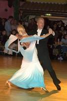 Robert Hoefnagel & Silke Hoefnagel at Dutch Open 2004