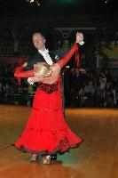 Robert Hoefnagel & Silke Hoefnagel at Dutch Open 2007