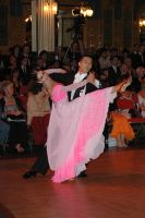 Victor Fung & Anna Mikhed at Blackpool Dance Festival 2005