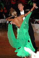 Dmytro Wloch & Olga Urumova at Crystal Palace Cup 2004