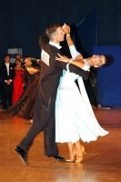 Dmytro Wloch & Olga Urumova at V Supadance Polish Cup 2004