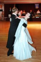 James Barron & Rachel Barron at EADA Dance Spectacular