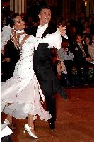 Benedetto Ferruggia & Claudia Köhler at Blackpool Dance Festival 2004