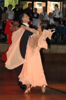 Benedetto Ferruggia &amp; Claudia Khler at English Open Championships