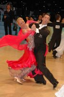 Andrea Ghigiarelli & Sara Andracchio at UK Open 2006