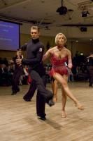 Jesper Birkehoj & Anna Anastasiya Kravchenko at Celtic Classic 2005
