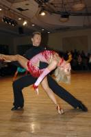Jesper Birkehoj &amp; Anna Anastasiya Kravchenko at Celtic Classic 2005